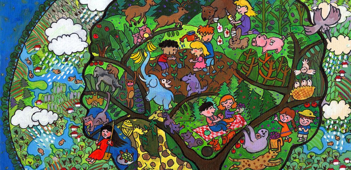 地球環境平和財団 FGPE Official Website